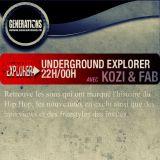 10/06/2012 Underground Explorer Radioshow Part 2 Every sunday to 10pm/midnight With Dj Fab & Dj Kozi