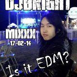 DJBright - Mixxx 17-02-14 [ Is it EDM? ]