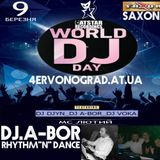 DJ.A-BOR - SAXON CLUB 9.03.2019. Chervonograd (rhytm n dance)