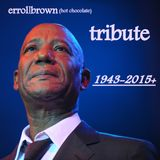 erroll brown (hot chocolate) tribute