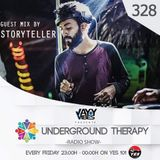 Underground Therapy episode 328 Storyteller guest mix