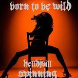 BORN TO BE WILD - HELLDJBILL SPINNING