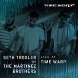 2016-04-02 - The Martinez Brothers B2B Seth Troxler @ Time Warp DE, Maimarkthalle Mannheim