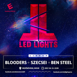 2017.04.15. - LED LIGHTS - Movie Club, Mezőkövesd - Saturday