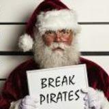 X-MAS oldskool breaks set, X-RAY live at breakpirates radio uk x-mas lineup 24-12-2012