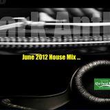 DJ Mark Anthony's June 2012 House Mix