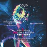 Calvin Bosco's HOUSEXY IS ELECTRO Mix Vol. 01 (2012)