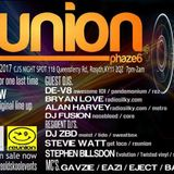 Alan Harvey's Reunion 6 mix