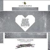 Delirium in Apple   Art Kor Love Mix