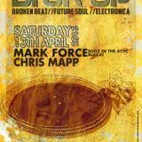 Bruk Up Chris Mapp mix