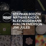 Stephan Bodzin - live at Boiler Room Berlin - 12-Aug-2015