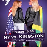 10.AUG2k12 >>> New York vs. Kingston - BAR77 / Nuremberg, Germany