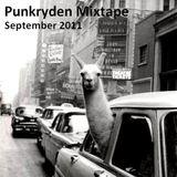 Punkryden Mixtape : September 2011