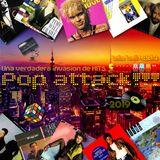POP ATTACK!!! PROGRAMA NÚMERO 3 VIERNES 15 DE MARZO