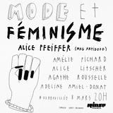 Mode et Féminisme - 08 Mars 2017