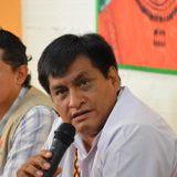 Prefecto Marcelino Chumpi habla sobre amenaza de huelga de Obreros