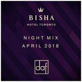 BISHA HOTEL   NIGHT MIX   APRIL 2018 by DAF MUSIC