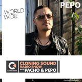 Pepo on Cloning Sound radio show :: 122