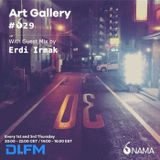 "Art Gallery #29 w/ Guest Mix ""Erdi Irmak"""