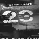 KOSMIKSHAPE - BLACK DESERT - OCTOB 2006 - ACID TEKNO - HARD TECHNO