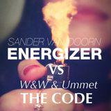 Sander van Doorn vs W&W & Ummet Ozcan - Joyenergizer vs The Code