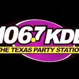 """KDL """"Haus Vibes"""" on KDL 106.7 FM Dallas/Fort Worth - Sunday 27 June 2004 (A)"""