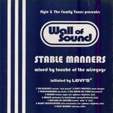 """DJ Touche Presents """"Stable Manners"""" (Side 1)"""