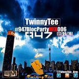 TwinnyTee - 947 Bloc Party with Mac G M!X 006 ( 17-06-16)