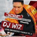 DJ WiZ Presents The Phat Traxx Mixshow - Show 3 Mix 1 (90's Mix) (13-10-12)