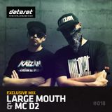 Large Mouth & MC D2 - Exclusive Mix | #018