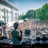 The Missing Sticks - Liberation Day Wageningen Dancesquare 05-05-2014