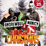 Akropolis Live 2015.12.25. // Andrewboy & ManicN / Suna / Söndy //