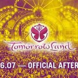 """26/07/2015 Official Tomorrowland Afterparty @""""La Rocca Backstage La Familia"""" mixed by Laurent Jay"""