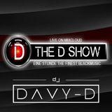 "DJ DAVY-D ""THE D - SHOW"" 02.11.2016"