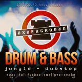 Woodoo Fitness DRUM&BASS @ Vár Underground CUT
