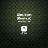 014 musicserf guest mix Dissident [Kontext]