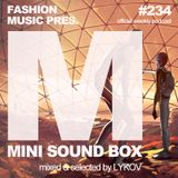 Lykov – Mini Sound Box Volume 234 (Weekly Mixtape)