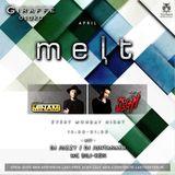 melt at GIRAFFE LIVE MIX 20160307