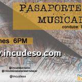 Pasaporte Musical |18 de Diciembre 2017