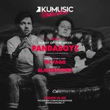 Kumusic Radioshow Ep.170 - Guest of the week: Pandaboyz