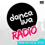 Ivan Voltes Presents Dance Live Radio #110 - Progressive Guest Mix