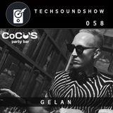 TECH SOUND SHOW 058 - GELAN