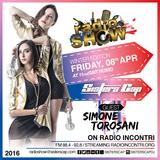 #19# SISTERS CAP + SIMONE TOROSANI // RADIO SHOW // WINTER EDITION // 08.04.2016