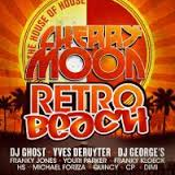dj Youri Parker @ Cherry Moon Beach 23-08-2014
