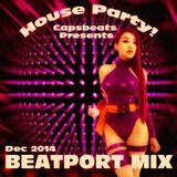 Dec 2014 Beatport Mix [Capsbeats]