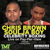 @DjGeminiLive & @EZStreet #LunchBreakMix 1-5-17 Soulja Boy vs Chris Brown Edition
