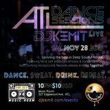 DJ Kemit presents Summer / Fall 2015 Deep House Mix- The Gift Pt.3