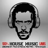 100% House Music on UMR Radio || Red Fire || 24_04_15