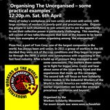 Organising the Unorganised in unions - Dublin Anarchist Bookfair 2013 session