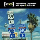 Myon & Shane 54 - International Departures 305